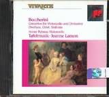BOCCHERINI / <br>CONCERTOS FOR VIOLONCELLO AND ORCHESTRA / <br>BYLSMA - LAMON