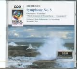 CD image BEETHOVEN / SYMPHONY NO.5 - TITOV - A. / NEW PHILHARMONY - ST.PETERSB.
