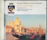 CD image KURLIN - VLADIMIR / OBOE CONCERTOS
