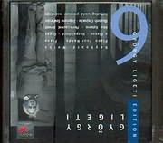 CD image LIGETI / KEYBOART WORKS - PIANO FOUR HANDS - PIANO - 2 PIANO - HARPSICHORD - ORGAN