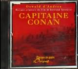CD image CAPITAINE CONAN - (OST)