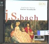 CD image BACH J S / ENGLISH SUITES - LEONHARDT (2CD)