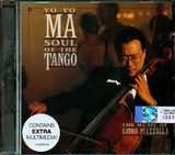 CD image YO YO MA / SOUL OF THE TANGO THE MUSIC OF ASTOR PIAZZOLLA