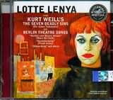 CD image LOTTE LENYA SINGS KURT WEILLS / THE SEVEN DEADLY SINS