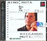 CD image MUTI R. / PHILH.DELLA SCALA / NINO ROTA - MUSIC FOR FILM