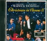 CD image CHRISTMAS IN VIENNA II / DIONNE WARWICK / PLACIDO DOMINGO