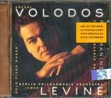 CD image RACHMANINOV / PIANO CONCERTO N 3 - VOLODOS