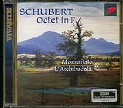 CD Image for SCHUBERT / OCTET D803 / MOZZAFIATO AND ARCHIBUDELLI