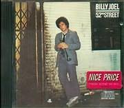 CD image BILLY JOEL / 52nd STREET