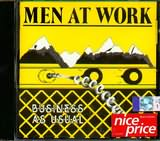 MEN AT WORK / <br>BUSINESS AS USUAL