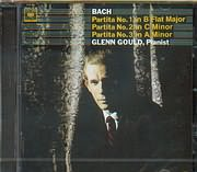 BACH J.S / PARTITAS BWV.825 - 826 - 827 PRELUDES / GOULD EDITION