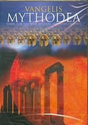 DVD image VANGELIS / MYTHODEA - MUSIC FOR THE NASA MISSION 2001 MARS ODYSSEY - (DVD)