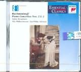 CD image RACHMANINOV / PIANO CONCERTOS NOS.2 AND 3 / BRONFMAN