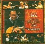 CD + DVD image YO - YO MA / OBRIGADO BRAZIL - LIVE (CD+DVD)