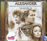 CD image ALEXANDER VANGELIS - (OST)