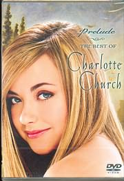 DVD image CHARLOTTE CHURCH - THE BEST OF - (DVD VIDEO)