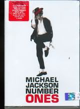 DVD image MICHAEL JACKSON / NUMBER ONES - (DVD)