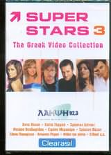 DVD image SUPER STARS 3 - THE VIDEO COLLECTION - (DVD)