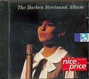 CD image BARBRA STREISAND / THE BARBRA STREISAND ALBUM