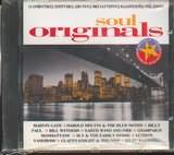 CD image SOUL ORIGINALS - (VARIOUS)