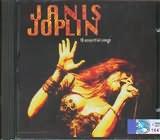 CD image JANIS JOPLIN / 18 ESSENTIAL SONGS