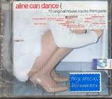 CD image ALINE CAN DANCE - (VARIOUS)