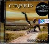 CD image CREED / HUMAN CLAY