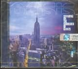 CD image for OASIS / STANDING ON THE SHOULDER OF GIANTS