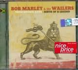 CD image BOB MARLEY AND THE WAILERS / TRENCHTOWN DAYS BIRTH OF A LEGEND