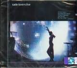 CD image SADE / LOVERS LIVE