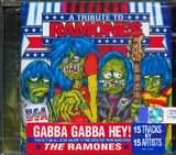 CD image A TRIBUTE TO RAMONES - (VARIOUS)