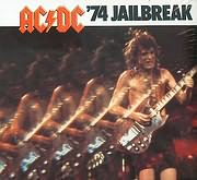 CD image AC/DC/74 JAILBREAK (REMASTERED)