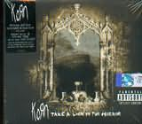 CD + DVD image KORN / TAKE A LOOK IN THE MIRROR SPECIAL EDITION BONUS DVD