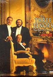 DVD image THE TREE TENORS / CHRISTMAS - (DVD VIDEO)
