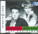 CD image GEORGE MICHAEL ANDREW RIDGELY / LAST CHRISTMAS