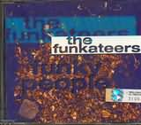 CD image FUNKATEERS / FUNKY PEOPLE CD S