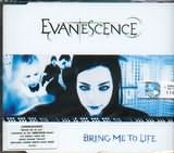 CD image EVANESCHENCE / BRING ME TO LIFE SINGLE