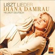 CD image LISZT / LIEDER (DIANA DAMRAU - HELMUT DEUTSCH)