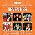 CD image 6 x 6 - THE SEVENTIES (6 CD) - (VARIOUS)