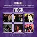 CD image 6 x 6 - ROCK (6 CD) - (VARIOUS)