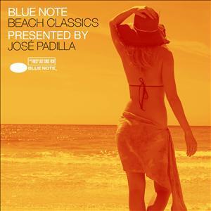 CD image BLUE NOTE BEACH CLASSICS PRESENTED BY JOSE PADILLA - (VARIOUS) (2 CD)