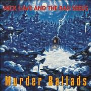 CD + DVD image NICK CAVE AND THE BAD SEEDS / MURDER BALLADS (2011 REMASTER DELUXE EDITION CD+DVD)