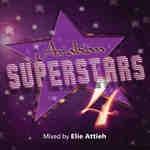 CD image ARABIAN SUPERSTARS 4 - (VARIOUS)
