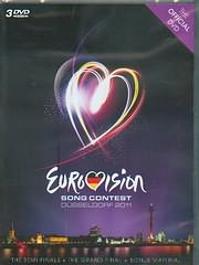 DVD image EUROVISION SONG CONTEST DUSSELDORF 2011 (3 DVD) - (DVD VIDEO)