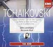 CD image TCHAIKOVSKY / SYMPHONIES - BALLETS (VARIOUS) (10 CD)