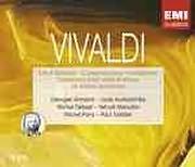 CD image VIVALDI / CONCERTOS (AURIACOMBE LOUIS) (5CD)
