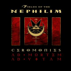 CD + DVD image FIELDS OF THE NEPHILIM / CEROMONIES (2 CD + DVD)