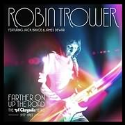 CD image ROBIN TROWER / FARTHER ON UP THE ROAD: THE CHRYSALIS YEARS (1977 - 1983) (3CD)