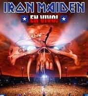 DVD image IRON MAIDEN - EN VIVO (2 DVD) - (DVD)