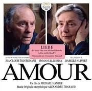 CD image AMOUR (MUSIC BY ALEXANDRE THARAUD) - (OST)
